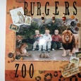 Burgers Zoo  op Memory canvas